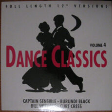 Various - Dance Classics Volume 4 LP - VINYL - CD