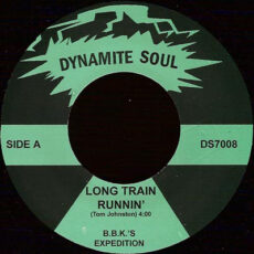 B.B.K.'s Expedition - Long Train Runnin' / For The Love Of Money LP - VINYL - CD