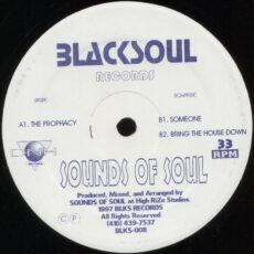 Sounds Of Soul - The Prophacy LP - VINYL - CD