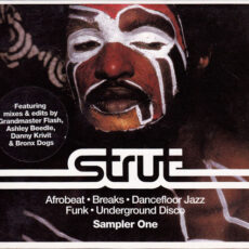 Various - Strut Sampler One LP - VINYL - CD