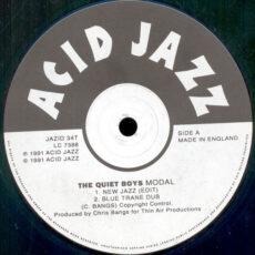 Quiet Boys, The - Modal LP - VINYL - CD