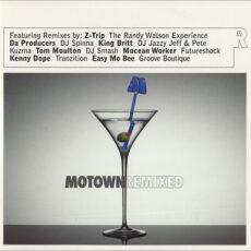 Various - Motown Remixed LP - VINYL - CD