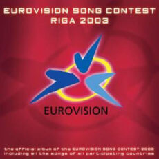 Various - Eurovision Song Contest Riga 2003 LP - VINYL - CD