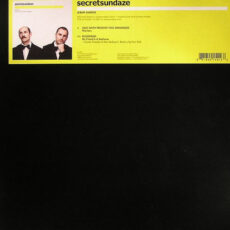 Giles Smith Presents Two Armadillos / Kissogram - Secretsundaze Volume 1 Album Sampler LP - VINYL - CD