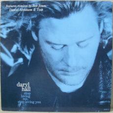 Daryl Hall - Stop Loving Me, Stop Loving You LP - VINYL - CD