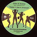 Dillon & Dickins - Shake It Like A Jamaican / Smash The Computer Up LP - VINYL - CD