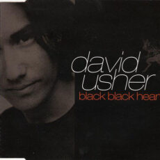 David Usher - Black Black Heart LP - VINYL - CD
