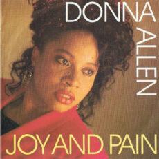 Donna Allen - Joy And Pain LP - VINYL - CD