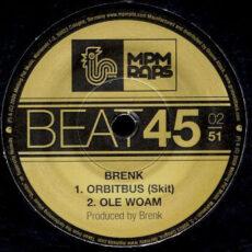 Brenk - Ole Woam / Don't Stop LP - VINYL - CD