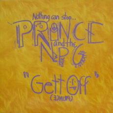 Prince And The New Power Generation* - Gett Off LP - VINYL - CD