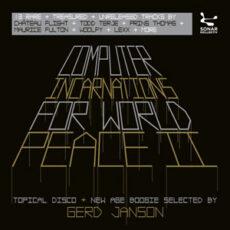 Various - Computer Incarnations For World Peace II LP - VINYL - CD