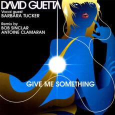 David Guetta - Give Me Something LP - VINYL - CD
