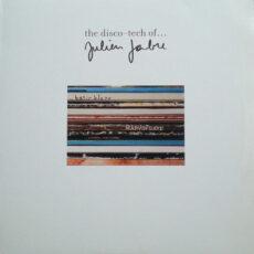 Julien Jabre - The Disco-Tech Of... Julien Jabre LP - VINYL - CD