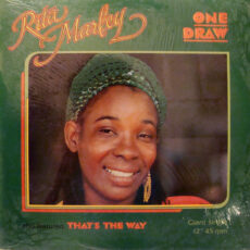 Rita Marley - One Draw LP - VINYL - CD