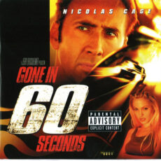 Various - Gone In 60 Seconds: Music From The Motion Picture LP - VINYL - CD