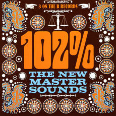 New Mastersounds, The - 1.02 LP - VINYL - CD