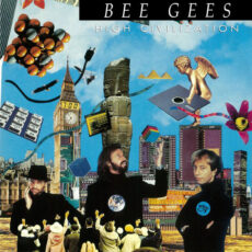 Bee Gees - High Civilization LP - VINYL - CD