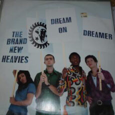 Brand New Heavies, The - Dream On Dreamer LP - VINYL - CD