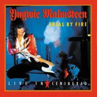 Yngwie Malmsteen - Trial By Fire - Live In Leningrad LP - VINYL - CD