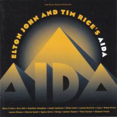 Elton John And Tim Rice - Aida LP - VINYL - CD