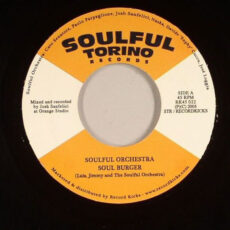 Soulful Orchestra - Soul Burger LP - VINYL - CD