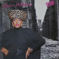 Alyson Williams - Raw LP - VINYL - CD