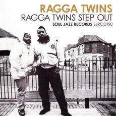 Ragga Twins* - Ragga Twins Step Out LP - VINYL - CD