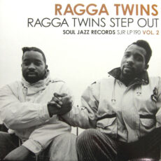 Ragga Twins* - Ragga Twins Step Out Vol 2 LP - VINYL - CD
