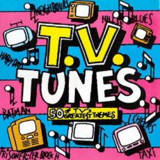 Various - T.V. Tunes - 50 Of TV's Greatest Themes LP - VINYL - CD