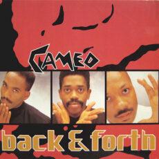 Cameo - Back & Forth LP - VINYL - CD