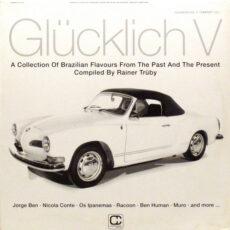 Various - Glücklich V LP - VINYL - CD