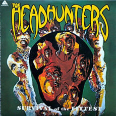 Headhunters, The - Survival Of The Fittest LP - VINYL - CD