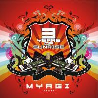 Myagi - 3 Years Of Sunrise LP - VINYL - CD