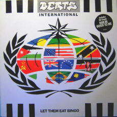 Beats International - Let Them Eat Bingo LP - VINYL - CD