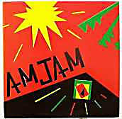 Amjam - Live Off The Board LP - VINYL - CD