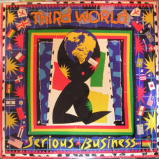 Third World - Serious Business LP - VINYL - CD