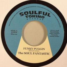 Soul Fantastic, The - Funky Puggin / Soul Train LP - VINYL - CD