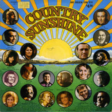 Various - Country Sunshine LP - VINYL - CD