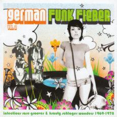 Various - German Funk Fieber Vol. 2 - Infectious Rare Grooves & Krauty Schlager Wonders 1969-1978 LP - VINYL - CD