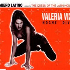Sueño Latino Presents The Queen Of Latin House Valeria Vix - Noche Diva LP - VINYL - CD