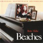 Bette Midler - Beaches - Original Soundtrack Recording LP - VINYL - CD