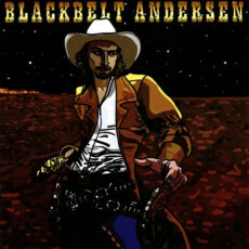 Blackbelt Andersen - Blackbelt Andersen LP - VINYL - CD