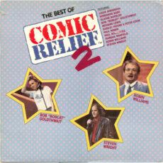 Various - The Best Of Comic Relief 2 LP - VINYL - CD