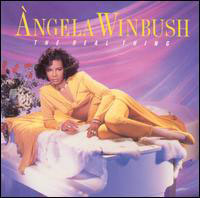 Àngela Winbush* - The Real Thing LP - VINYL - CD