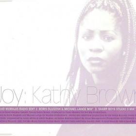 Kathy Brown - Joy LP - VINYL - CD