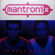 Mantronix - In Full Effect LP - VINYL - CD