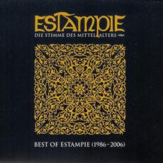 Estampie - Best Of Estampie (1986 -  2006) LP - VINYL - CD