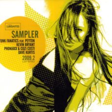Various - Sampler 2009.2 LP - VINYL - CD