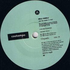 Milli Vanilli - Girl You Know It's True LP - VINYL - CD