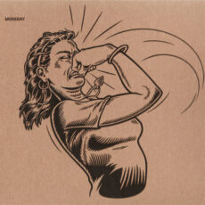 Moderat - Moderat LP - VINYL - CD